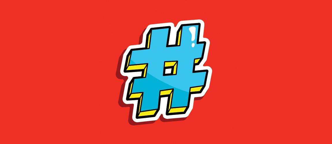 popüler hashtag ile etkileşiminizi arttırın